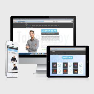 web-personal-de-negocios